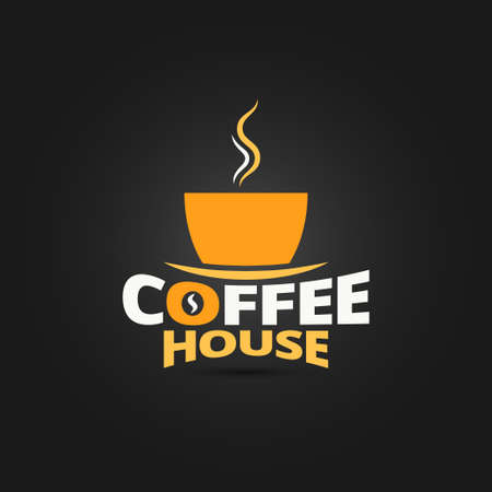 coffeehouse: coffee cup design menu background