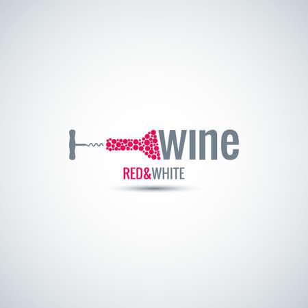 ワインセラー ボトル背景