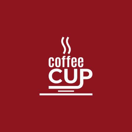 Coffee cup design. Фото со стока - 129319157