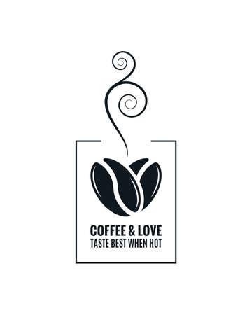 Coffee love concept. Фото со стока - 129319159