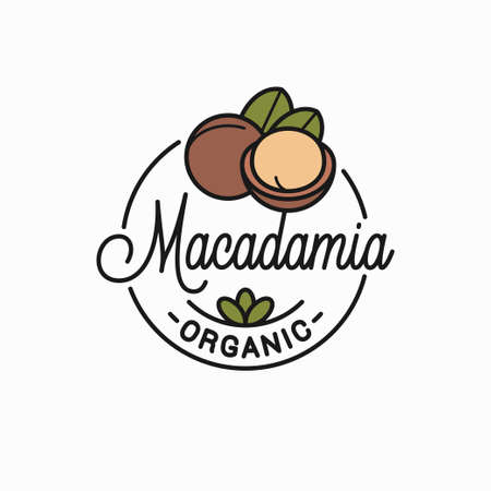 Round linear of macadamia