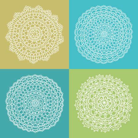 doilies: Lace doilies collection