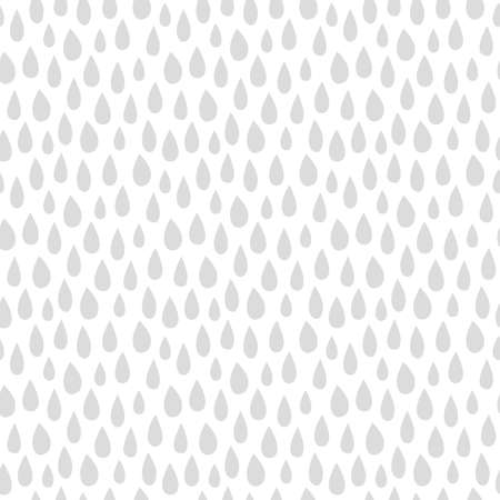 Drops seamless pattern
