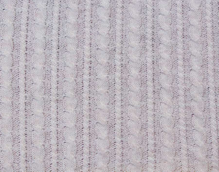 Texture of woven striped yarn photo