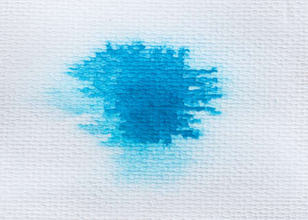 bumpy: Abstract blue watercolor background