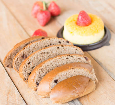 bakery products: Variety of bakery products. Stock Photo