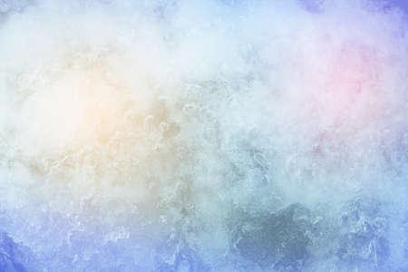 Fantasia colorata Ice sfondo.