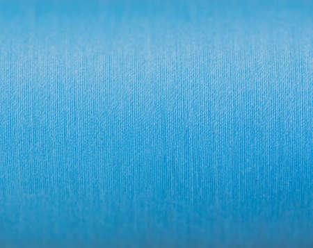 blue thread roll  background.