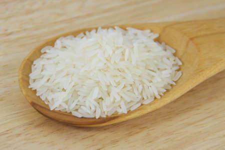 Jasmine rice photo