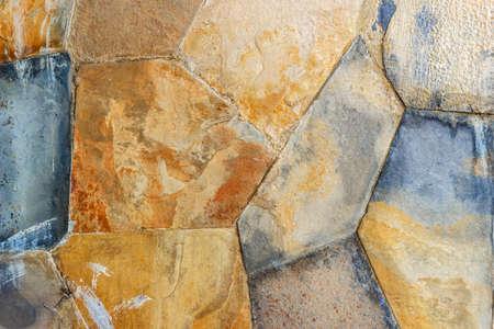 Stones rocks texture background wall floor photo