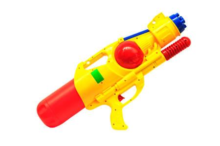 water gun: Water gun isolated on white background
