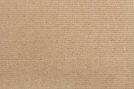 Corrugated cardboard as background photo