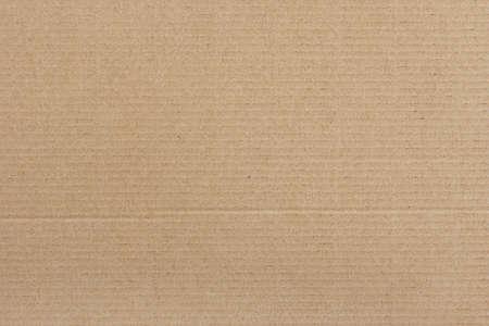 Corrugated cardboard as background Stock Photo