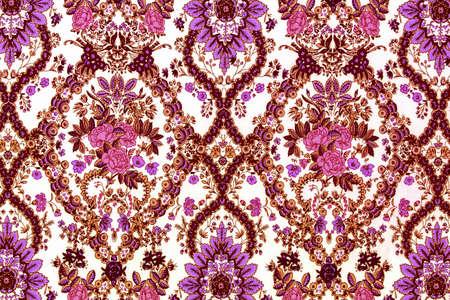 rosas blancas: Modelo color de rosa en la tela para el fondo