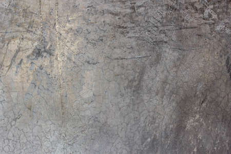 Texture of the gray polished concrete wall with scratches for background Reklamní fotografie - 38472353