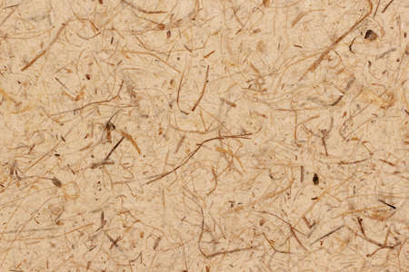 mulberry paper: Mulberry paper texture background, Mulberry paper texture design with fibers from banana tree for background, Sa Paper is hand made paper from parish Bosang province Chiang Mai north of Thailand.