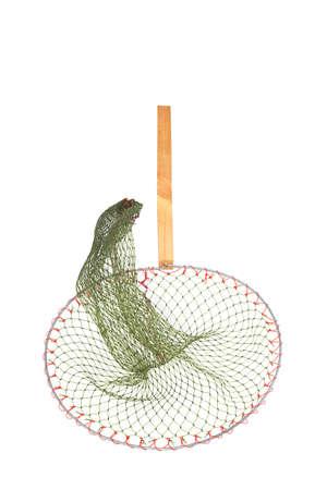 Fishing Net isolated on white background