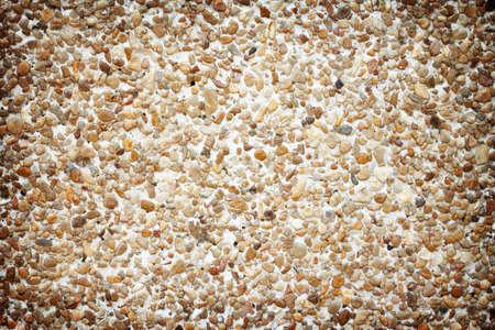 Mur de la petite pierre de sable texture de fond Banque d'images - 47654620