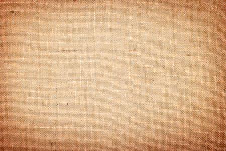 sackcloth textured for background. Reklamní fotografie