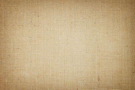 sackcloth textured for background. Standard-Bild