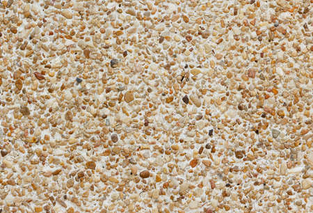 Wall of small sand stone texture background Reklamní fotografie - 55093037