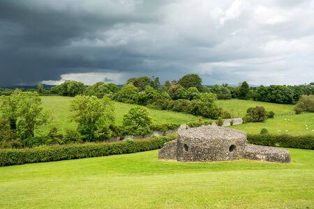 co  meath: Close to Newgrange Donore Co. Meath Republic of Ireland Ireland