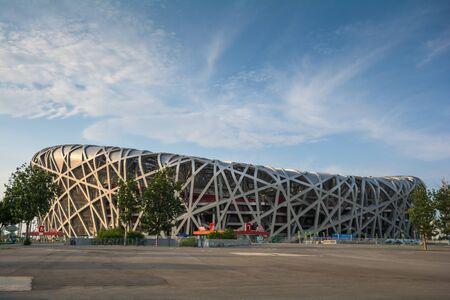 olympic: Birdsnest in Beijing, China, Olympic Stadium