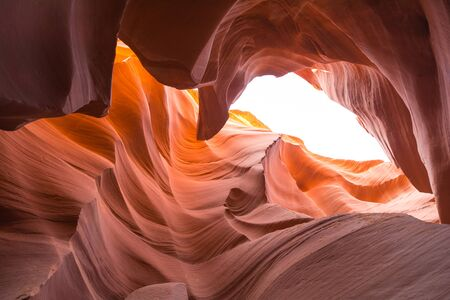 crevice: Antelope Canyon, Arizona