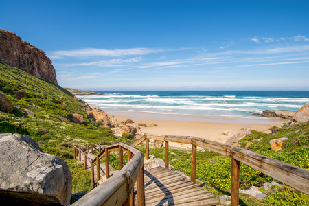 Robberg, Garden Route in South Africa Stock fotó