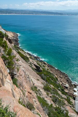 Robberg, Garden Route in South Africa Stock Photo
