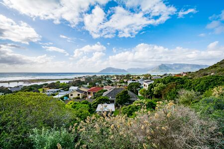 Kommetjie, Cape Town, in South Africa
