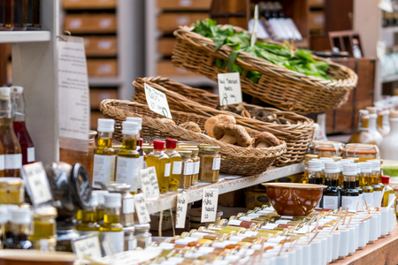 Borough Market, London Stock fotó