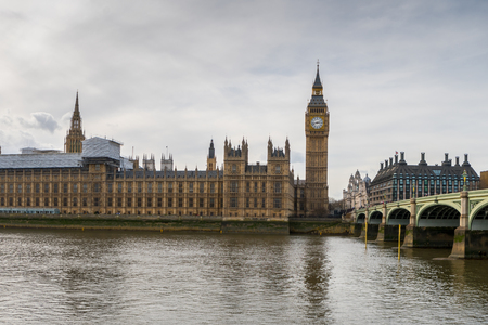 parliaments: Big Ben and the house of Parliaments, London