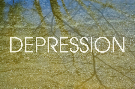 psychoanalysis: Text on the subject of stress and depression as modern mental disorders
