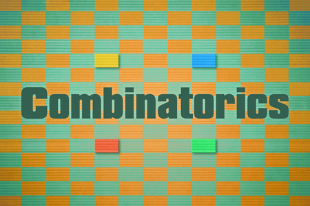 probability: Design which relates to the branch of mathematics named Combinatorics