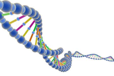 adenine: ADN 4 Stock Photo