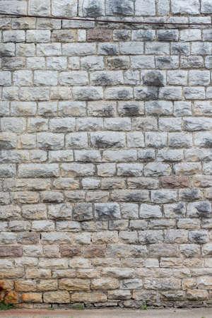 Grungy brick wall texture Stock fotó