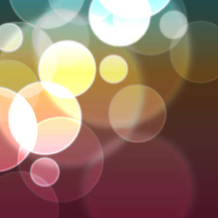 background - bokeh effect on a gradient background Stock Photo - 12655223