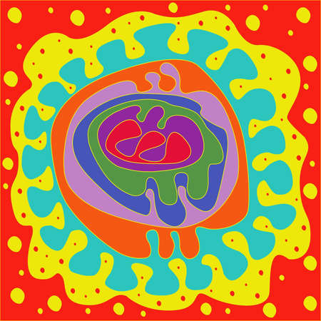 placenta: Abstraction - the embryo in the universe