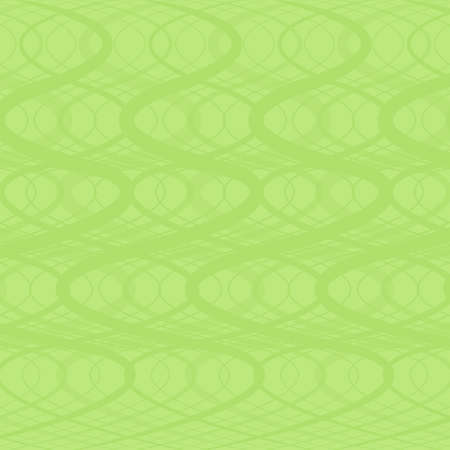 modulations: Light Green background - abstraction with twisting strips