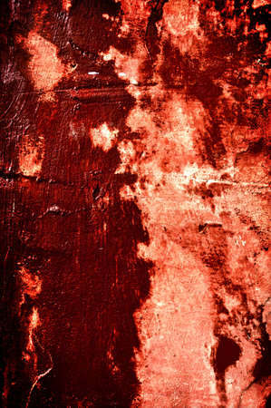 Red Bloody Abstract Grunge Background with space for text or image. Stock Photo - 14411573