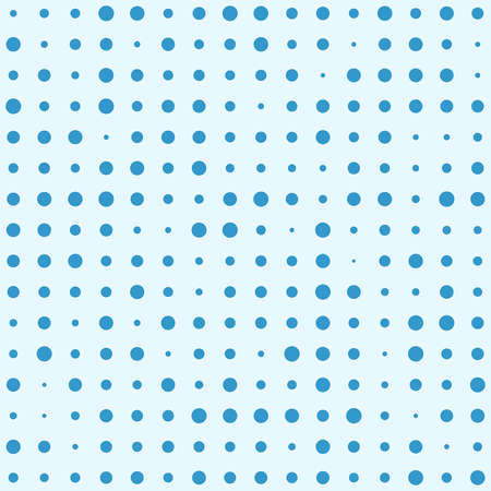 Abstract seamless background - dots.  Vector