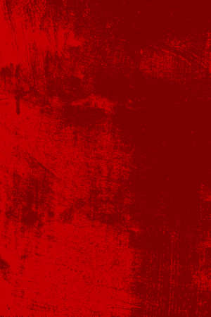Abstract grunge background - red scratched texture. illustration.