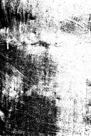 Abstract Scratched texture for your design. illustration.