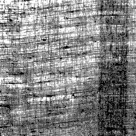 Grunge rough linen texture for your design. vector