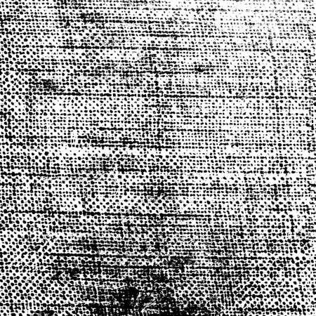 Halftone Distressed Texture for your design. EPS10 vector. Illustration