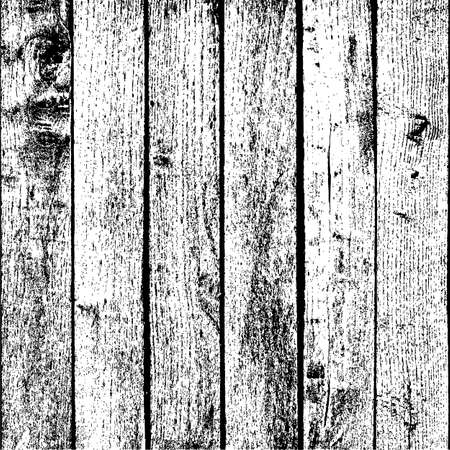 Wooden Planks overlay texture for your design. EPS10 vector. Ilustracja