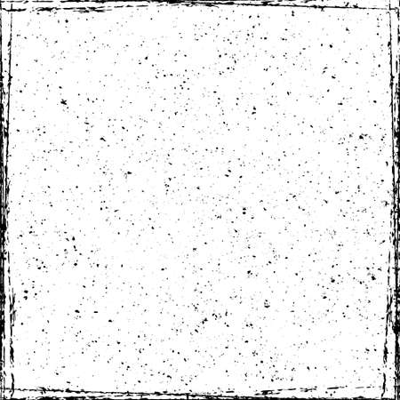 an overlay: Frame Gunge Overlay Textura Vectores