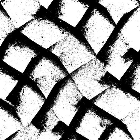 matting: Abstract overlay background - imitation large matting.  Illustration