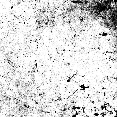 Distressed Overlay Texture for your design. EPS10 vector. Vectores